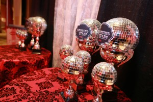 The mirroball trophies | Events with Vizability